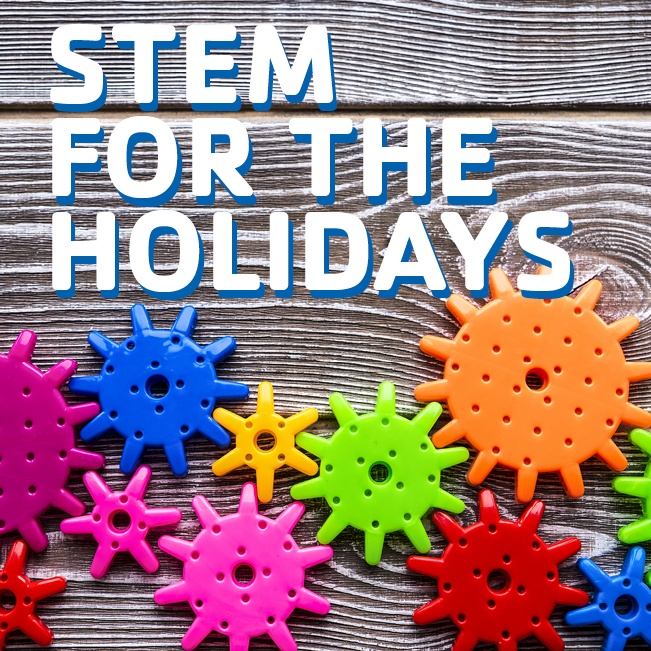 STEM toys for holidays