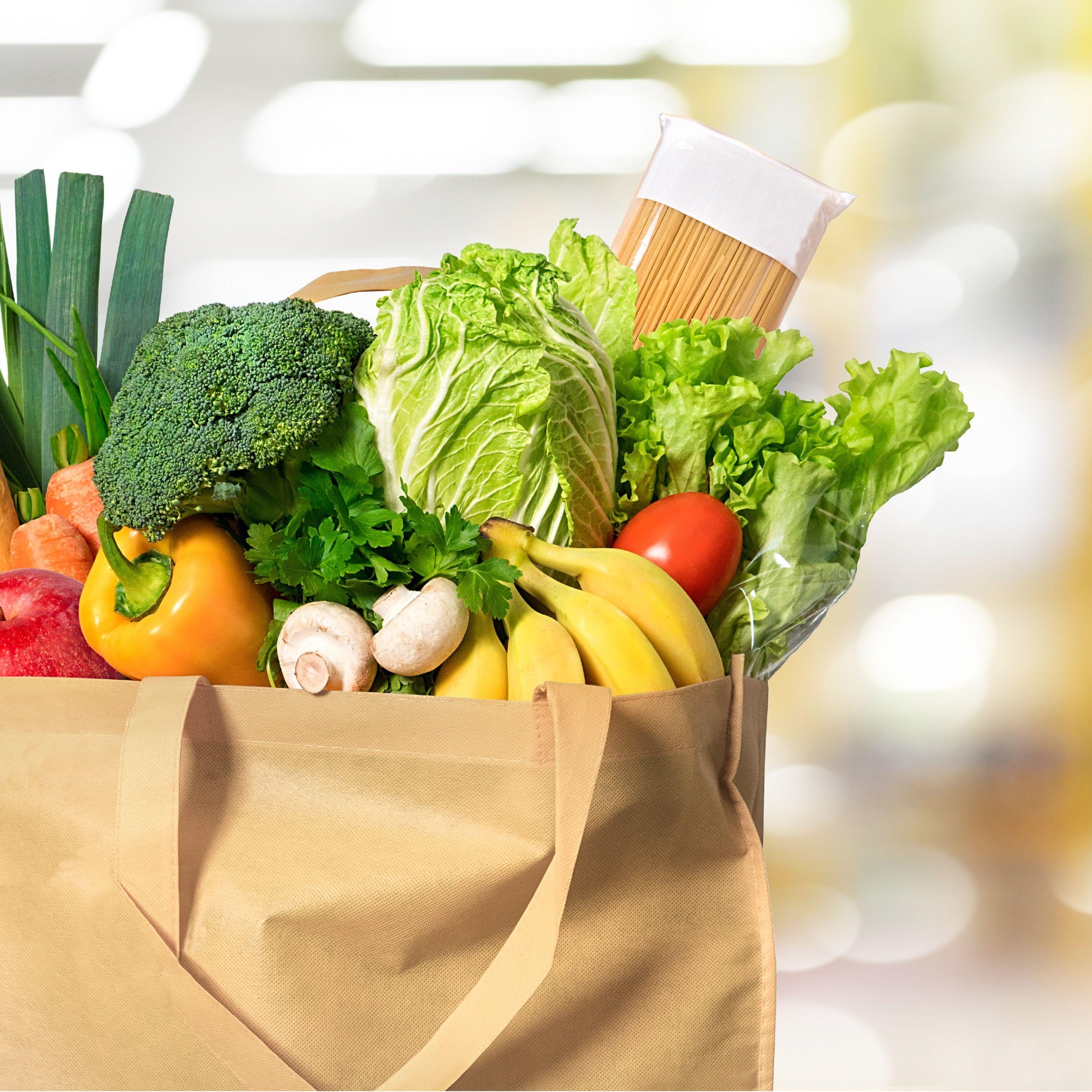 vrećica voća i povrća