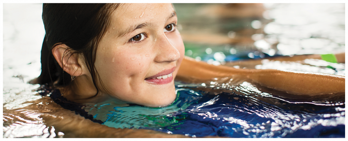 The Swim Basics program includes three stages for teens and adults: Stage 1  Water Acclimation, Stage 2 Water Movement and Stage 3 Water Stamina.
