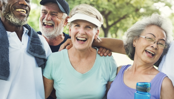 Active Older Adult Health and Wellness Free Community Event