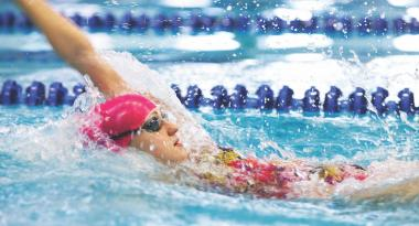 competitive and specialty swim team for youth
