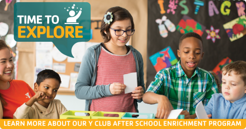 Y Club An After School Enrichment Program Gateway Region Ymca
