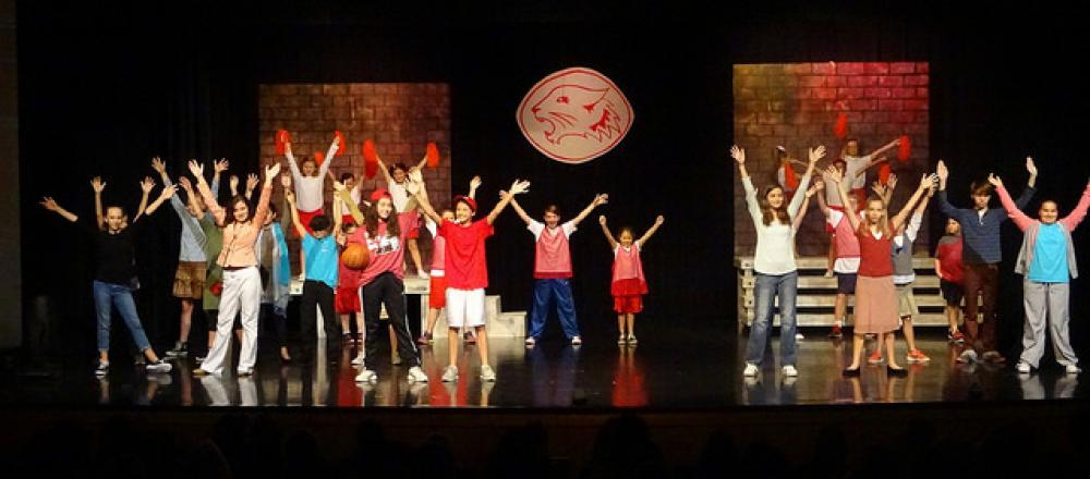 Youth Theater - the magic of childhood. Explanation of the Theater of Youth